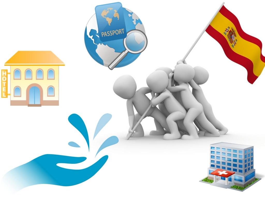 Boom Turismo Salud en España